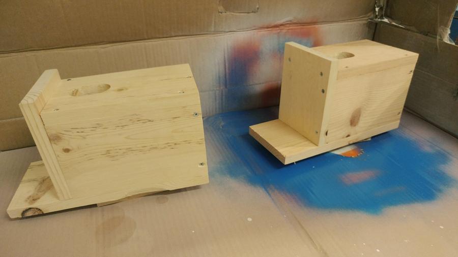 How to Build a Simple Bluebird Nest Box