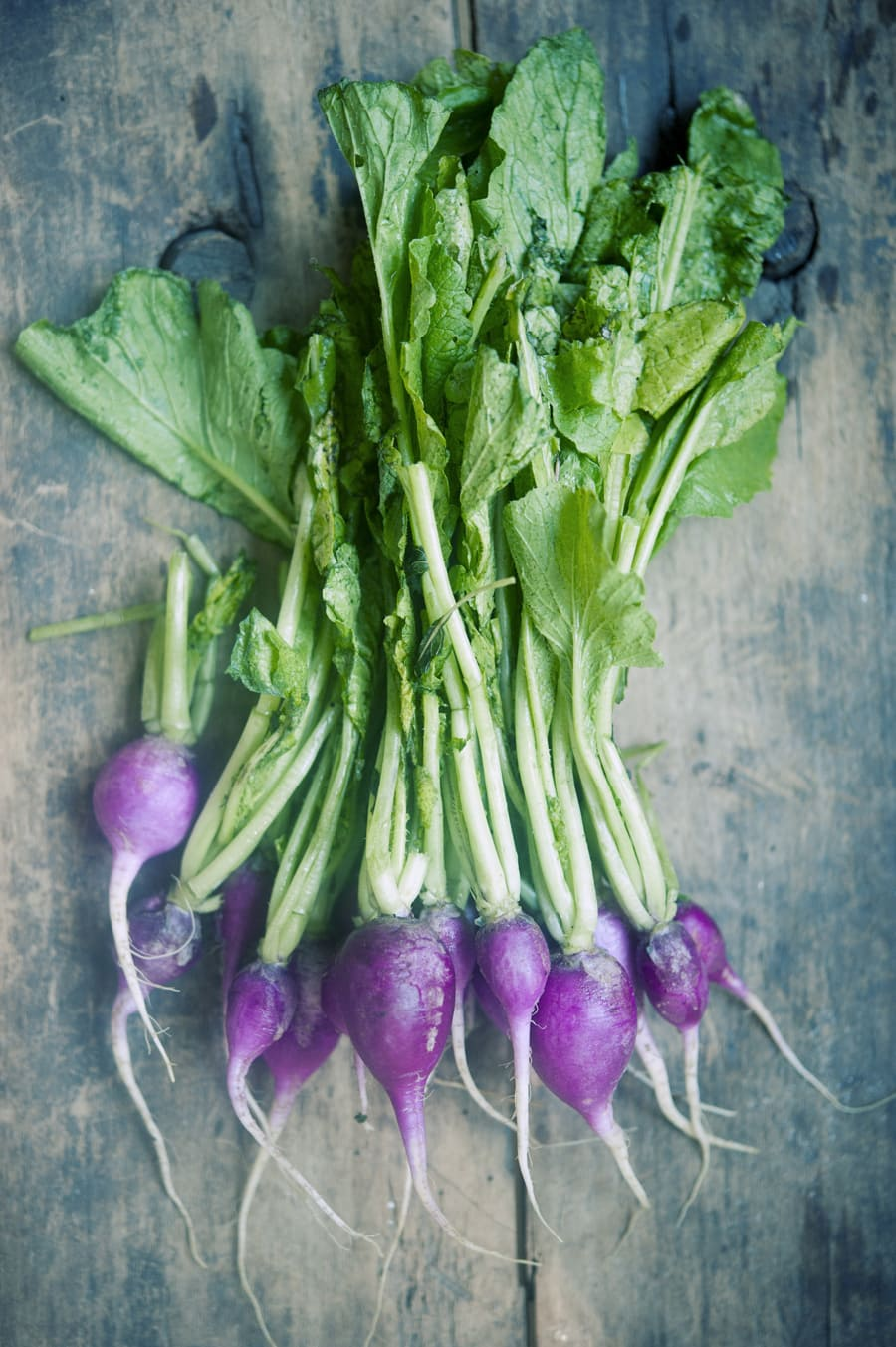 Buttered Radishes