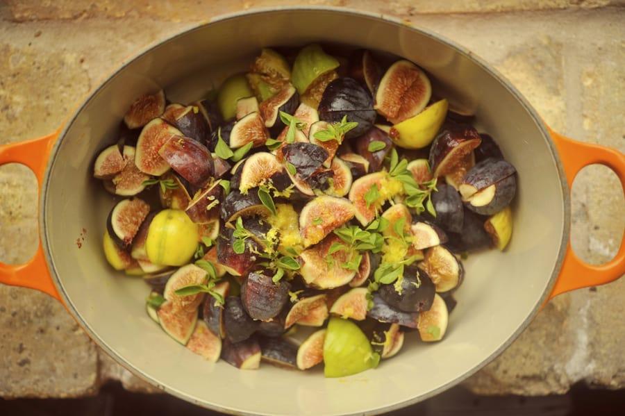 Lemony Fig Jam