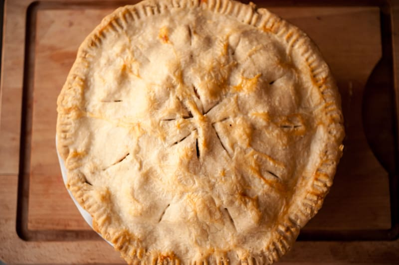 Game Bird Pie