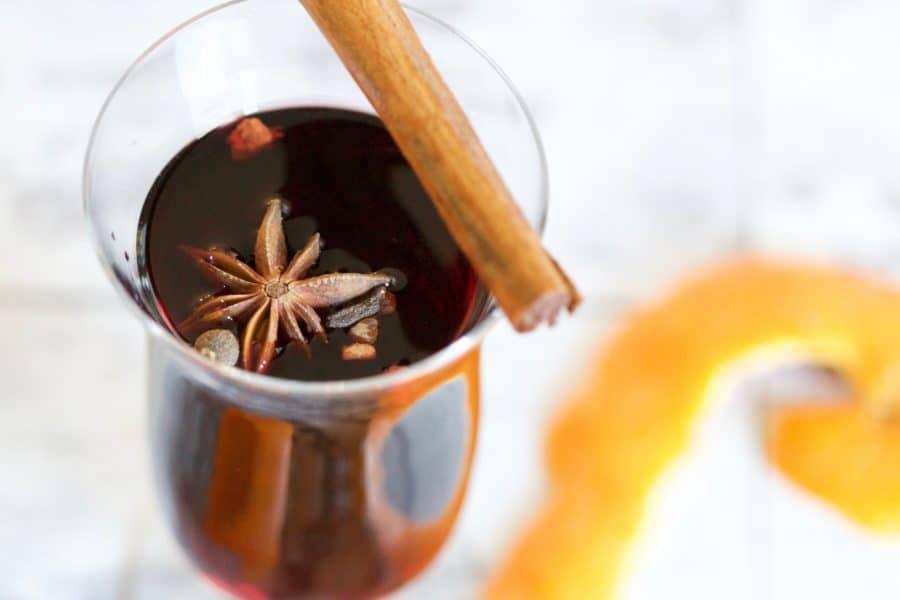 Fruit Vin Chaud