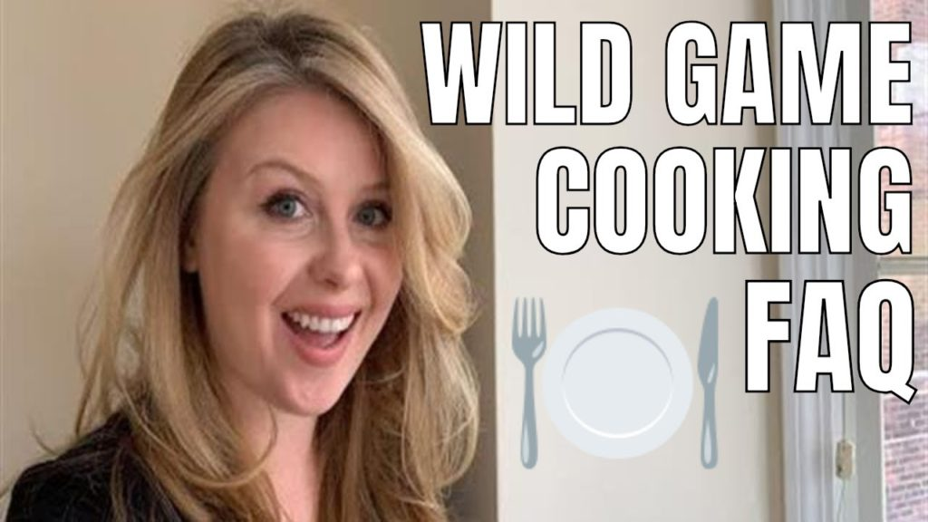Wild Game FAQ with Georgia Pellegrini