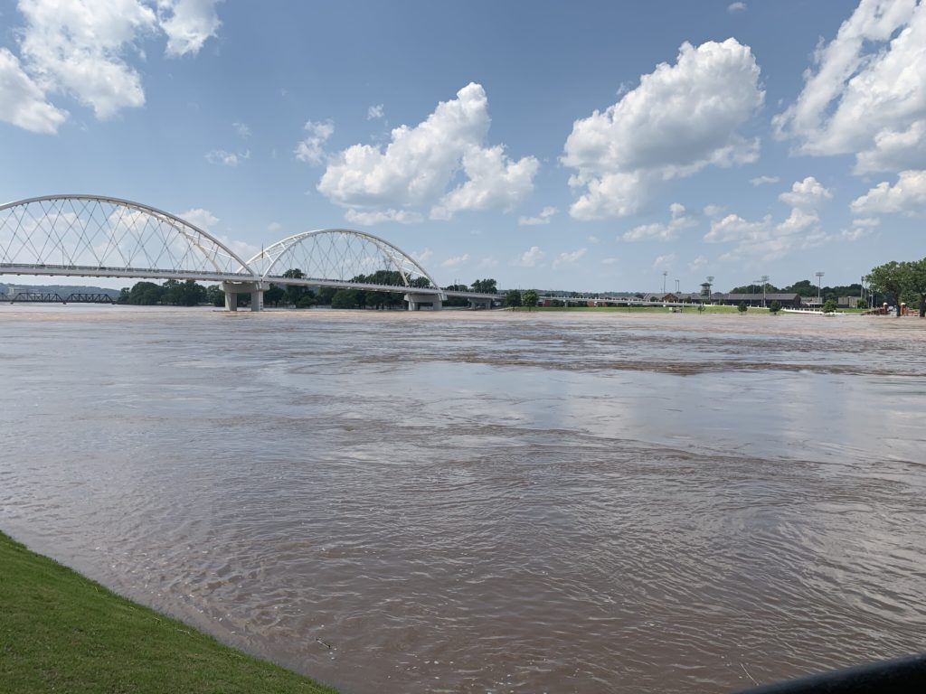 Historic Arkansas Flood