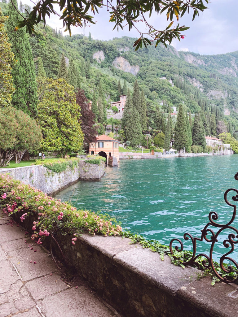 Views in Varenna Lake Como