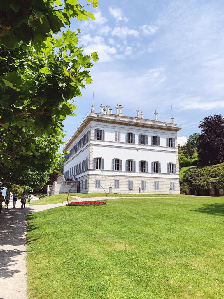 Villa Melzi Lake Como