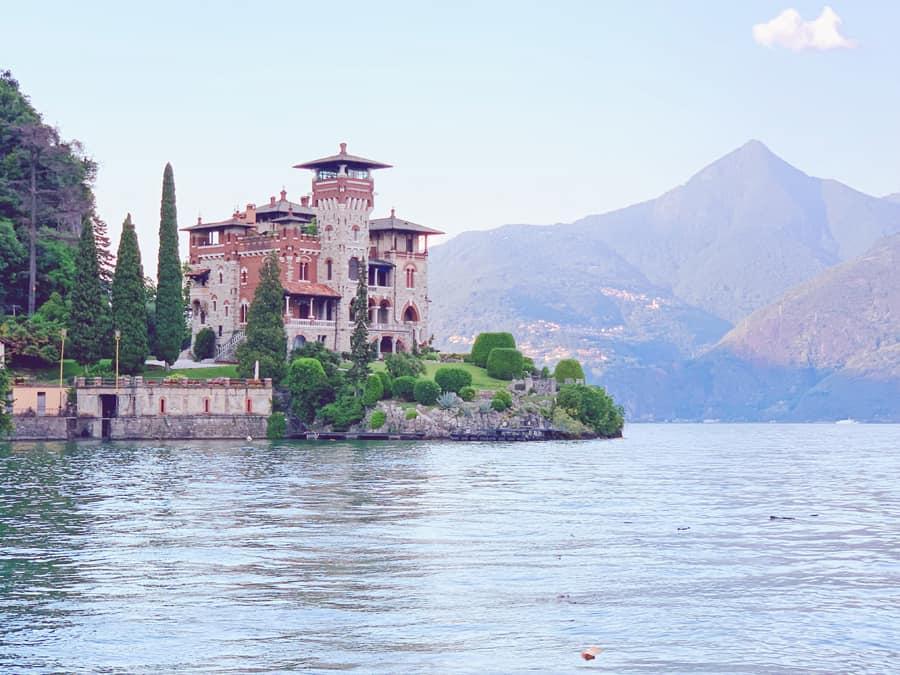 Villa Gaeta Lake Como