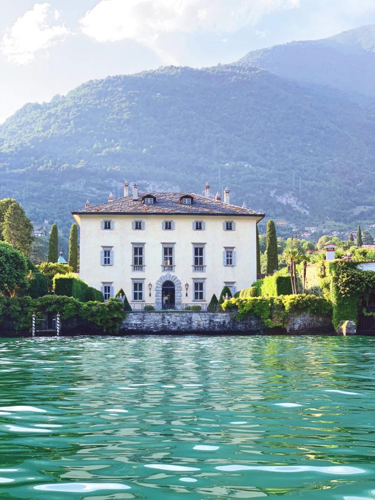 Lake Como Villa Balbiano
