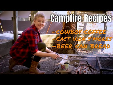 Favorite Campfire Recipes