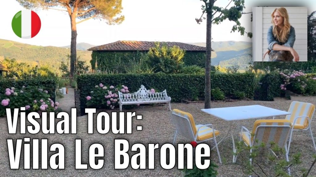 Tuscany Villa Tour