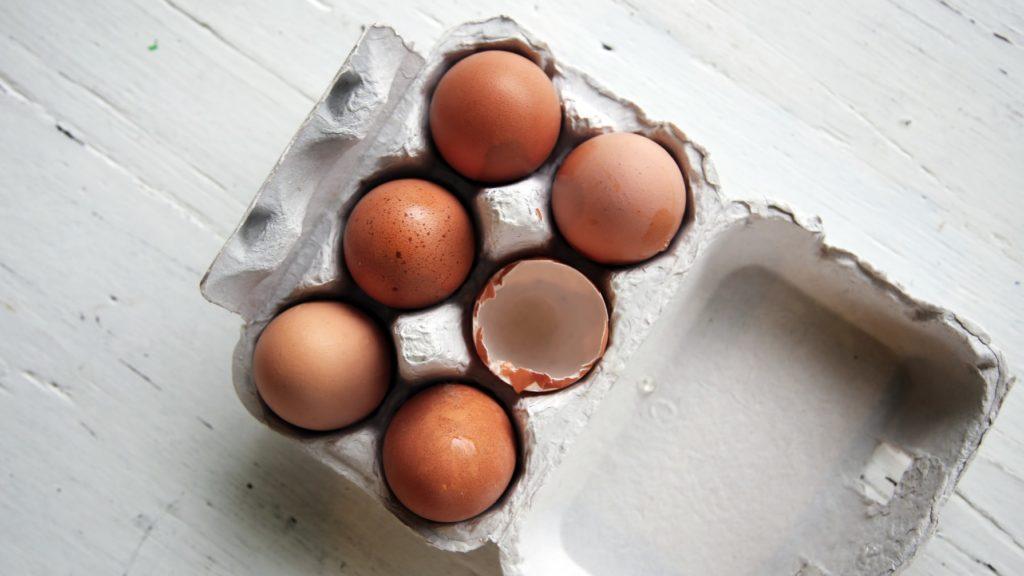 Alternative Uses for Eggs