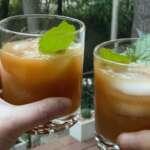 Loquat Cocktail