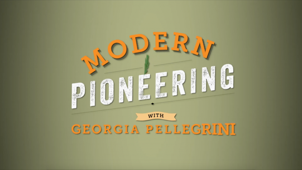 Modern Pioneering on Public Television IndieGoGo